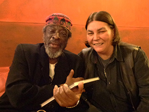 James Blood Ulmer & Beate Sandor